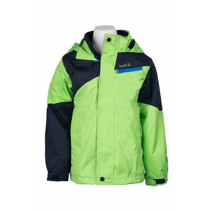 3 in 1 KSB6258 Mid-Season Jacket