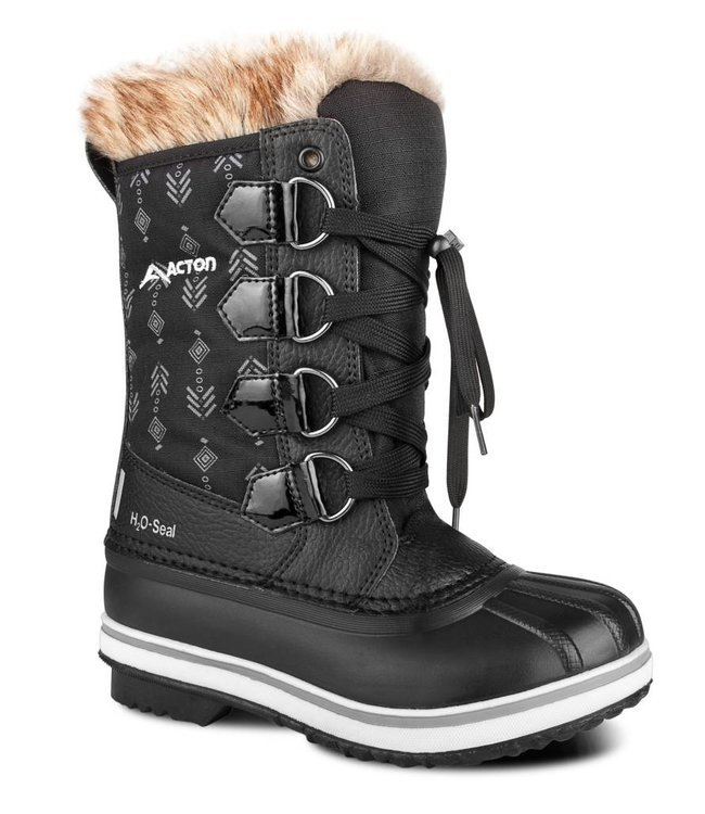 Acton Winter Boots Cortina A8298
