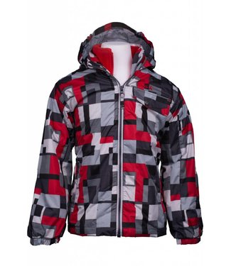 Kamik 3 in 1 KWB4544 Mid-Season Jacket (4-8 ans)