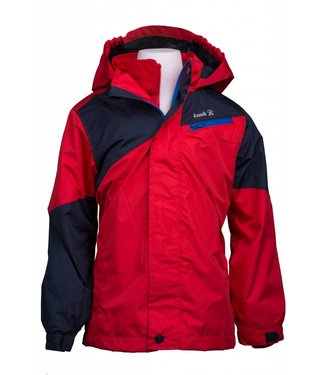 Kamik 3 in 1 KSB6258 Mid-Season Jacket (3-8 ans)