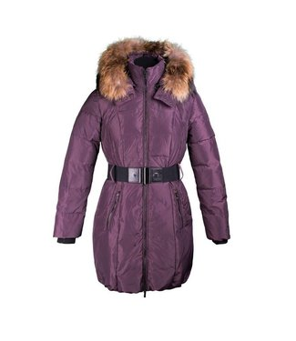 Bang Couture May Down Fur Winter Coat