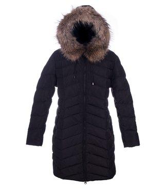 Up & Down Duvet 67054R Sua Fur Coat