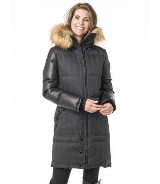 Noize Manteau d'hiver Femme Signature Gail15 Duvet | Signature Gail15 Down Woman Winter Coat