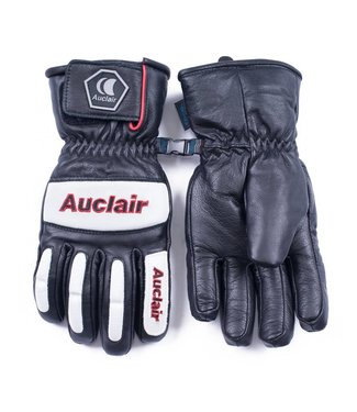 Auclair JR Leather Racing Gloves