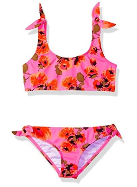Bella Beach Tank Set Tahiti Pink