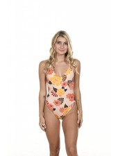 Lamu One Piece Retro Paradise