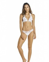 PilyQ Lace Banded Bottom Teeny