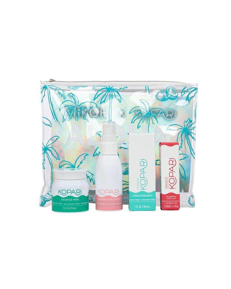 Kopari X Mikoh Beauty Bag
