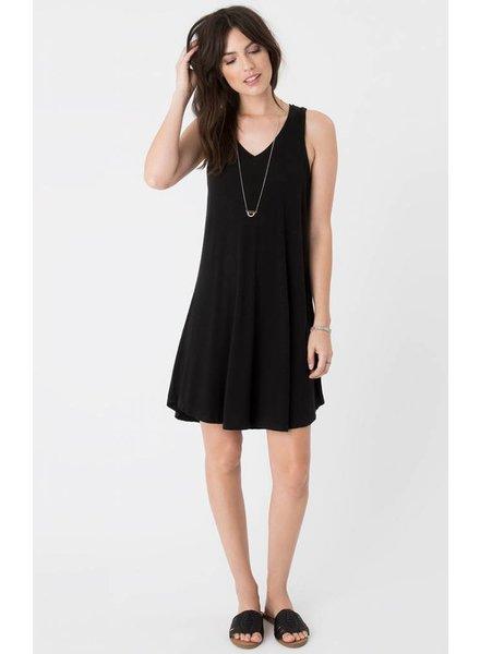 Breezy Dress Black