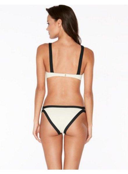 L*Space Charlie Bikini Bottom Cream