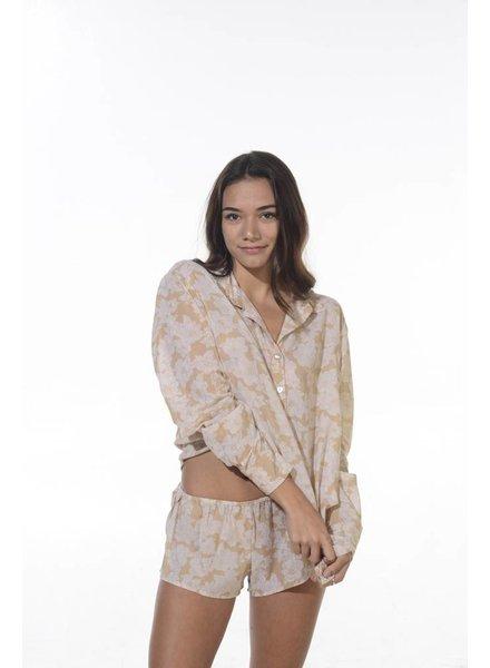 Olinda Pajama Set Naked Magnolia