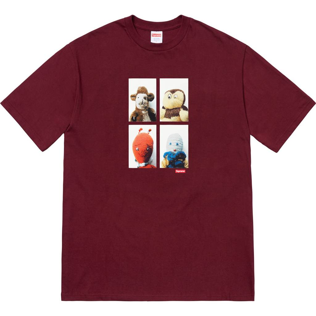 a8b64ee5f00f supreme x mike kelley  ahh…youth!  tee (burgundy) - OSO a style lab