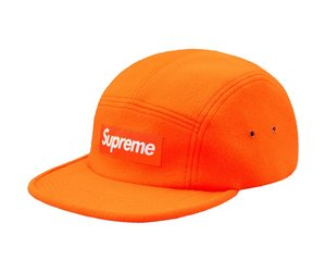 supreme wool camp cap (neon orange) - OSO a style lab d2144dca037