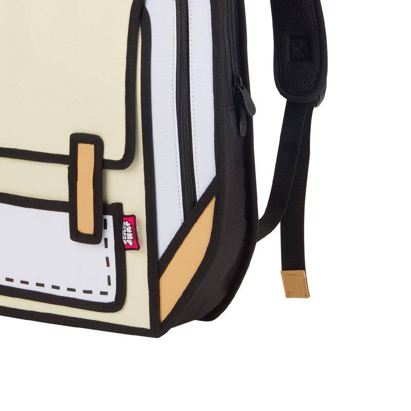 ... Jump From Paper jfp spaceman backpack (brown rice) ... 78189b6947