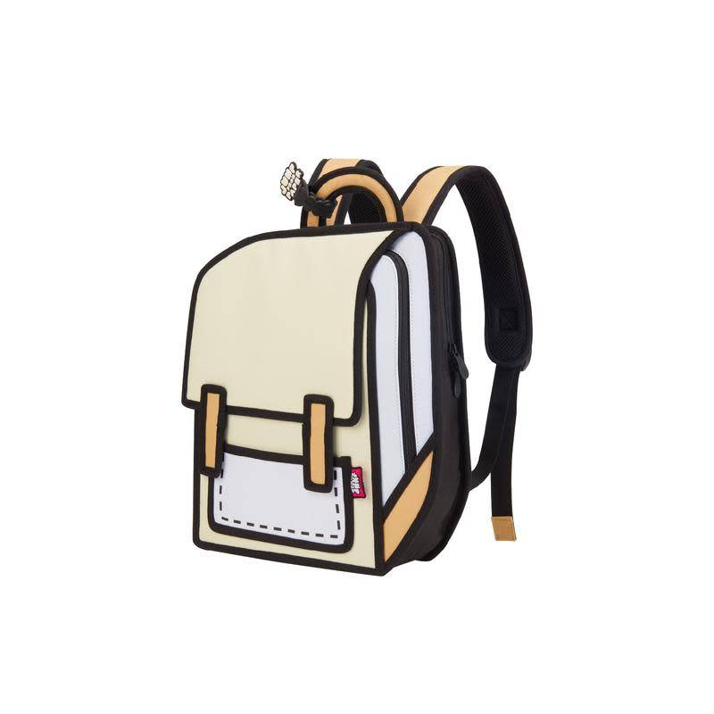 ... Jump From Paper jfp junior spaceman backpack (brown rice) ... 8684b39e15