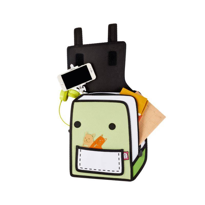 ... Jump From Paper jfp junior spaceman backpack (greenery) ... cc44811430