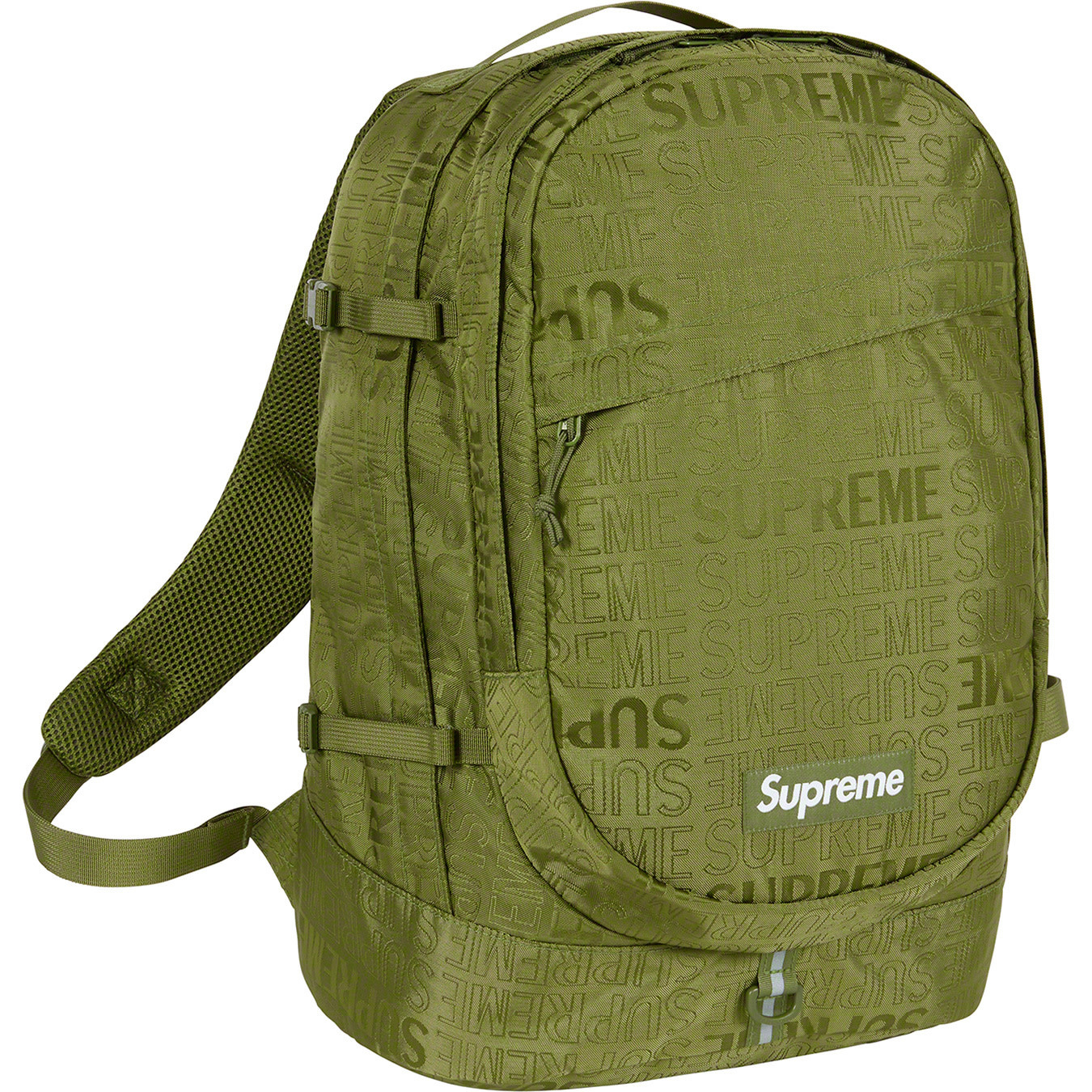 separation shoes 3663d babce Supreme supreme backpack SS19 (olive) ...