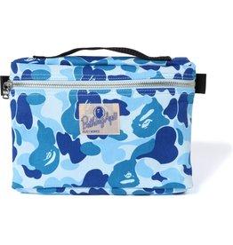 487e4d9fdc6370 BAPE bape abc music pouch (blue)