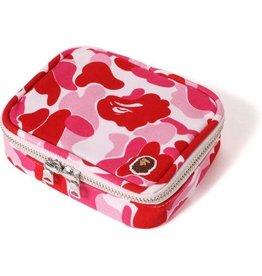 9a60aacea5f91e BAPE bape abc amenity pouch (pink)