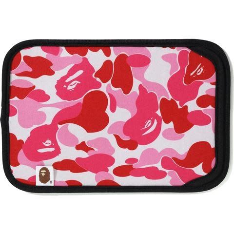 reputable site 8d2d5 addc0 bape abc ipad mini case (pink)