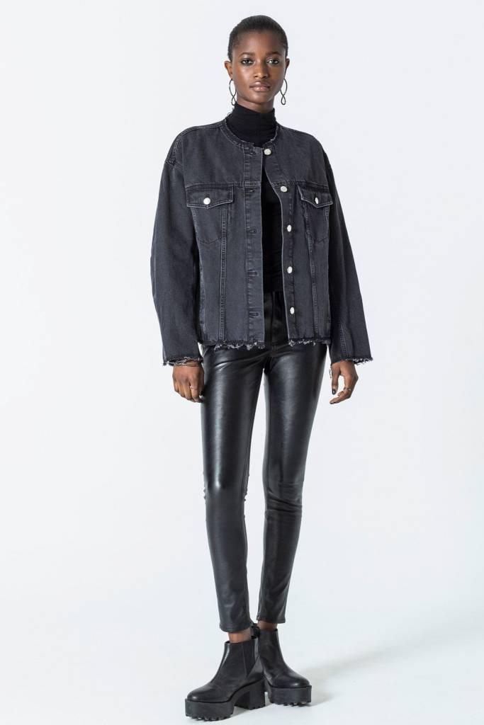 770b28a56cdf01 ... Cheap Monday cheap monday no pocket spray jeans ...