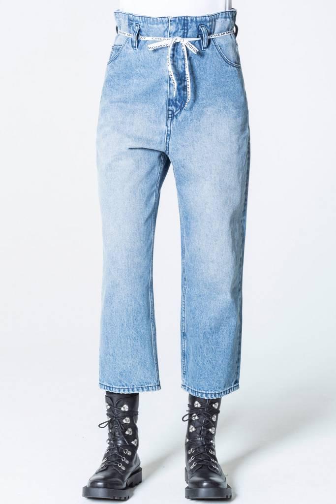 b3d3138e401a6a Cheap Monday Paperbag Jeans - OSO:a style lab