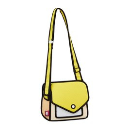 4aa5a4d8b9b164 Jump From Paper jfp giggle bag (minion yellow)