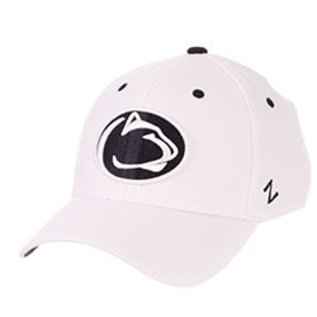 Zephyr Penn State Lion Head/White