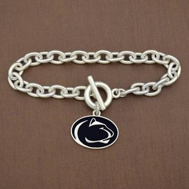 PSU Lion Head Bracelet