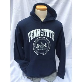 Seal Hood Sweatshirt