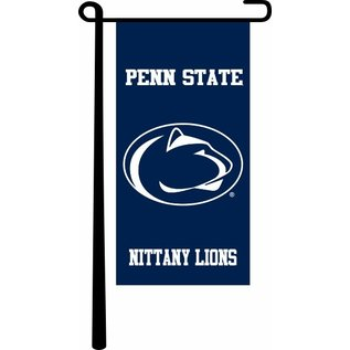 Sewing Concepts Penn State Mini Garden Flag with Stand