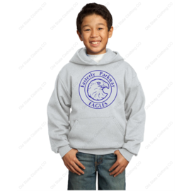 Old State Easterly Parkway Hood Sweatshirt Youth