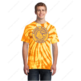 Old State Easterly Parkway GoldTie-Dye