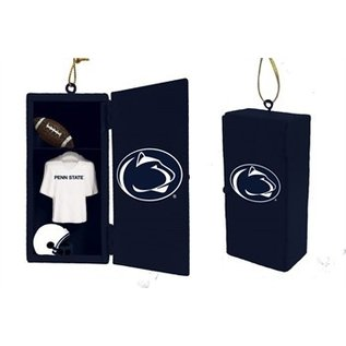 Evergreen Enterprises Penn State Team Locker Room Ornament