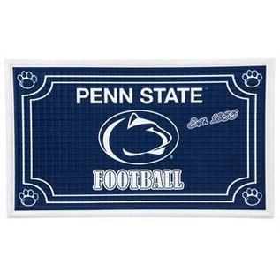 Evergreen Enterprises Penn State Embossed Door Mat