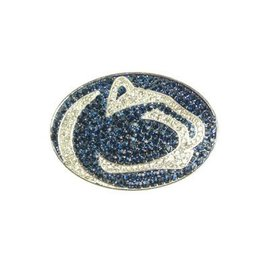 Seasons Jewelry Penn State Crystal Lionhead Pin