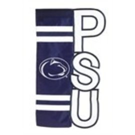 Evergreen Enterprises Penn State Decorative Cutout Flag
