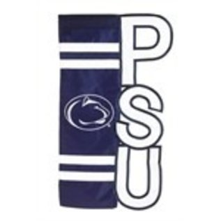 Evergreen Enterprises Penn State Decorative Cutout Flag
