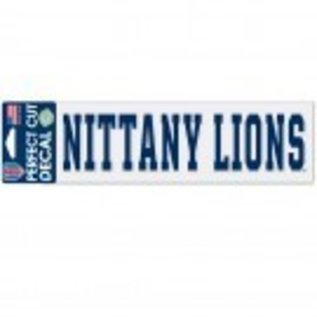 WinCraft, Inc. Perfect Cut Decal PSU Nittany Lions