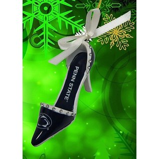 Team Shoe Ornament PSU