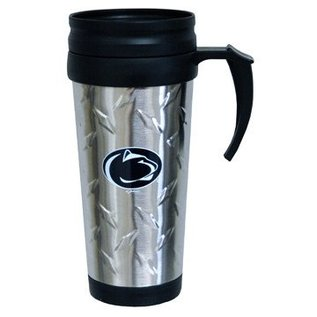 Jenkins Enterprises Diamond Plate Travel Mug