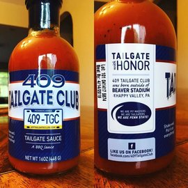 Tailgate with Honor Penn State 409 Tailgate Sauce