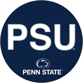 "R & R Imports Inc. Penn State 4"" Round Magnet PSU"
