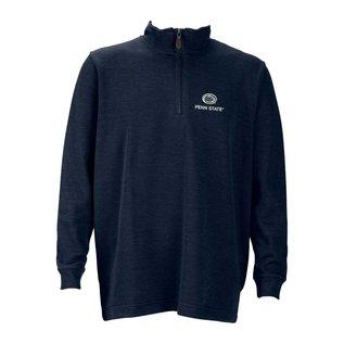Vantage Penn State 1/4 Zip Rib Pullover