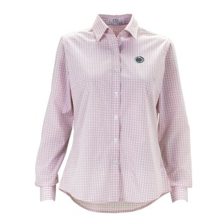 Vantage Penn State Gingham Check Button Down