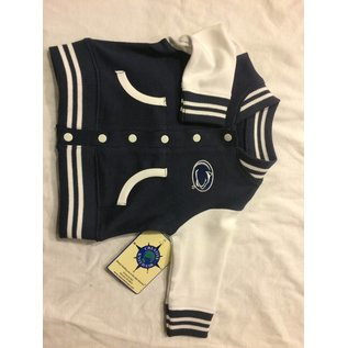 Creative Knitwear Penn State Varsity Jacket