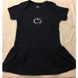 Creative Knitwear Picot Bodysuit Dress