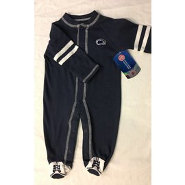 Creative Knitwear Sport Shoe Footed Romper