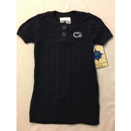 Creative Knitwear Penn State Toddler Sweater Dress