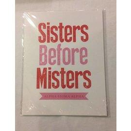 Dwellings Sisters Before Misters ASA